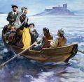 Побег Марии Шотландской из замка Лохливен