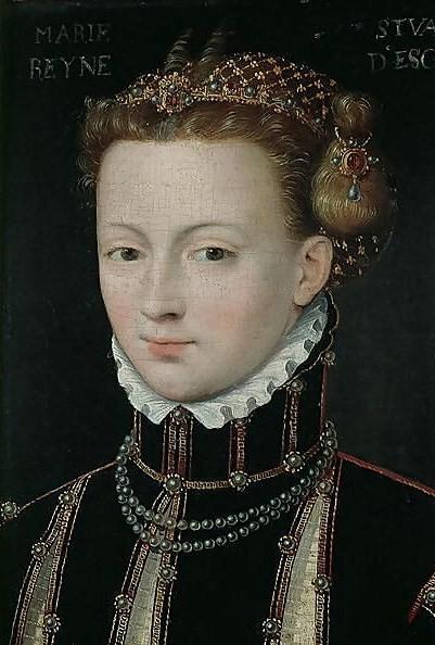 Мария Стюарт, Королева Шотландская.