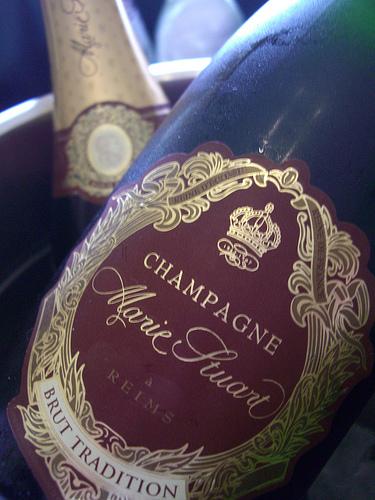 Marie Stuart Champagne