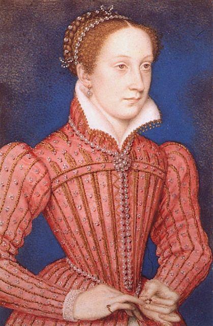 Мария Стюарт, Королева Шотландская. 1558 год.