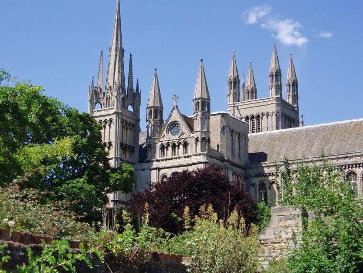 Собор Питерборо (Peterborough Cathedral)