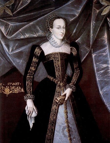 Мария Стюарт, Королева Шотландская