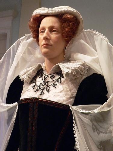 Мария Стюарт, музей Тюссо.
