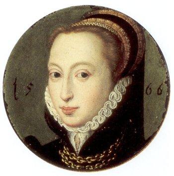 Джейн Гордон, супруга графа Босуэлла