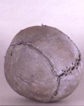 Футбольный мяч, возможно принадлежавший Марии Стюарт