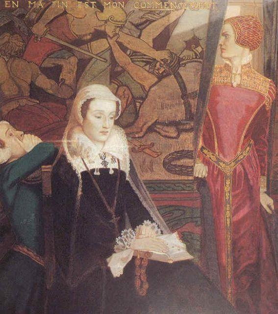 Мария, королева Шотландская.
