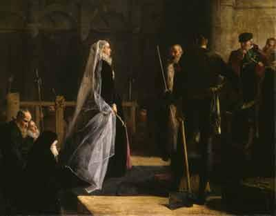«Казнь Марии, королевы Шотландской»